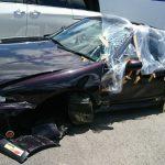 R33事故車