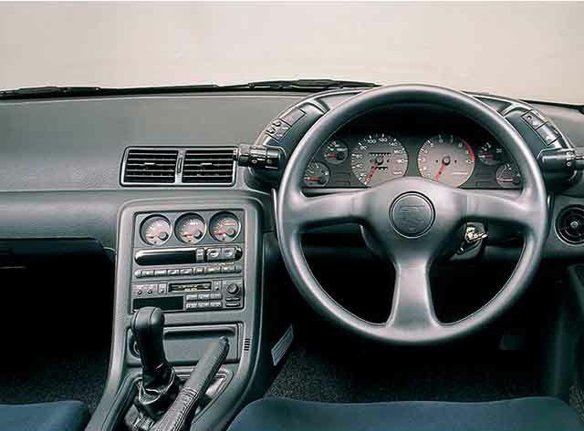 R32 GT-R インパネ