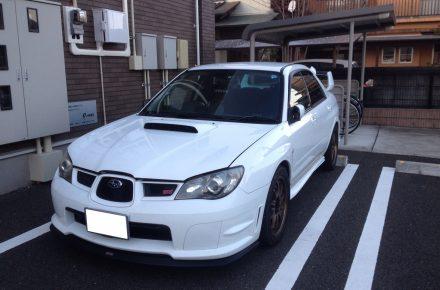 スバル/インプレッサWRX・STI/GDB