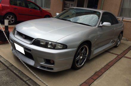 日産スカイライン/GT-R/BCNR33