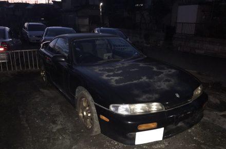 日産/シルビアK's/S14