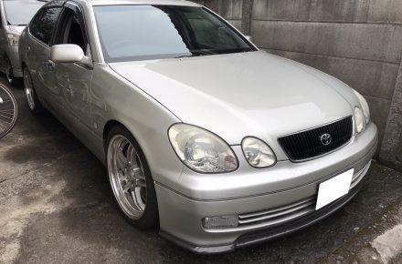トヨタ/アリスト/JZS161