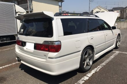 日産/ステージア/260RS/WGNC34改