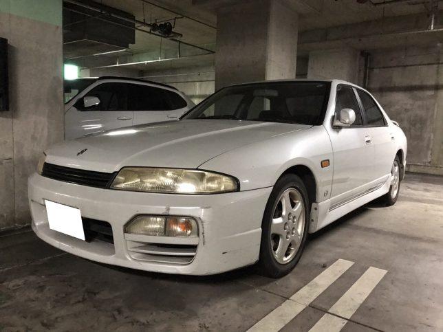 日産/スカイライン/タイプM/ECR33/SpecⅡ
