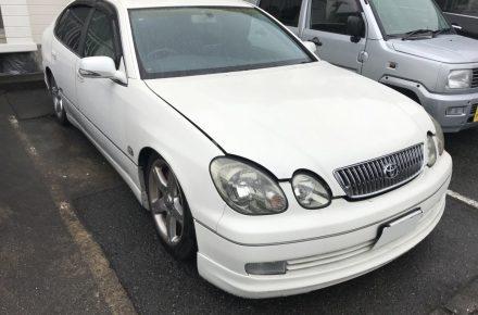 トヨタ/アリストV300/JZS161