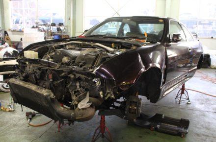 日産/スカイライン/GT-R・Vspec/BCNR33