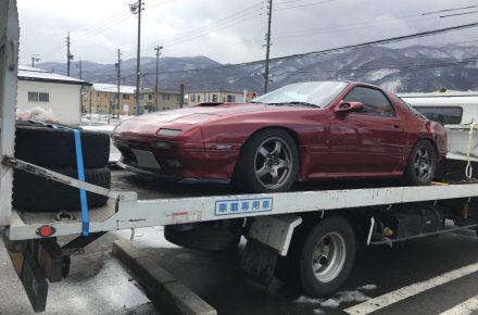 マツダ/RX-7/FC3S