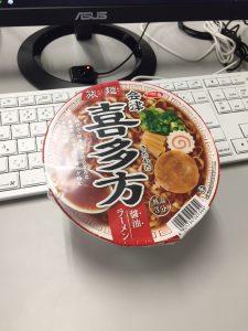 喜多方カップ麺
