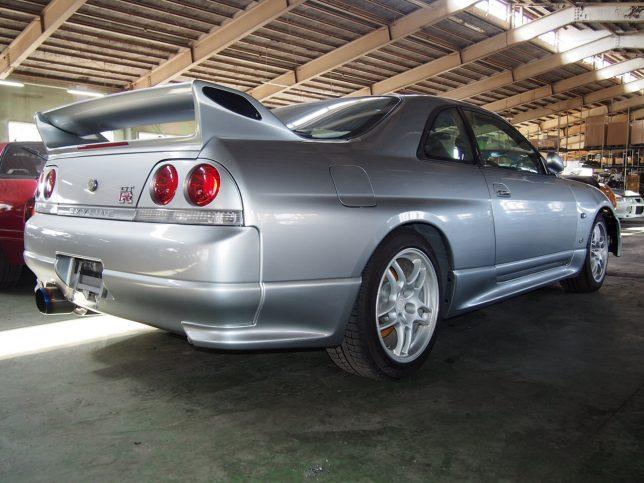日産/スカイライン/GT-R/BCNR33/Vspec