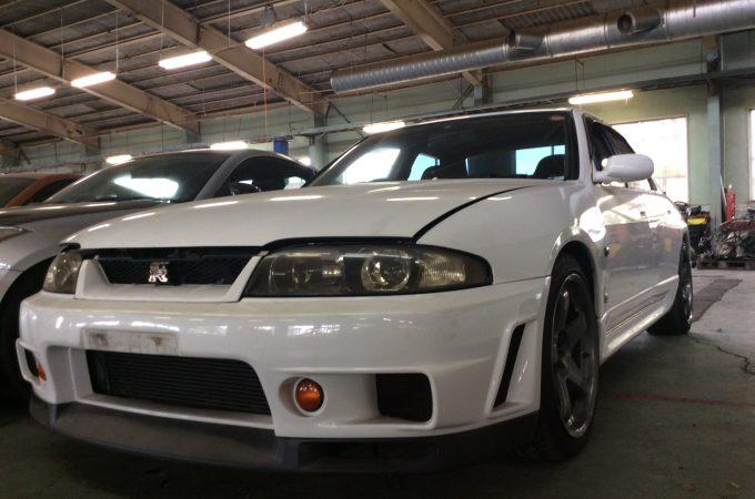 日産/スカイライン/GT-R/BCNR33/オーテック