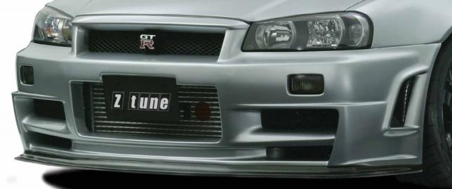 Z-tune フロントバンパースポイラー