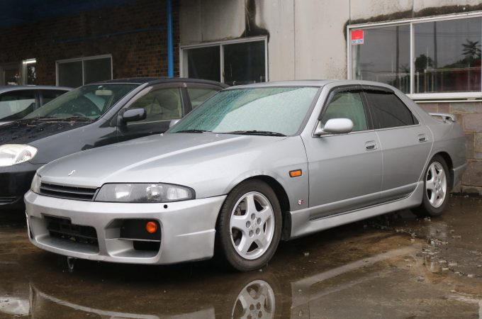 日産/スカイライン/タイプM/ECR33