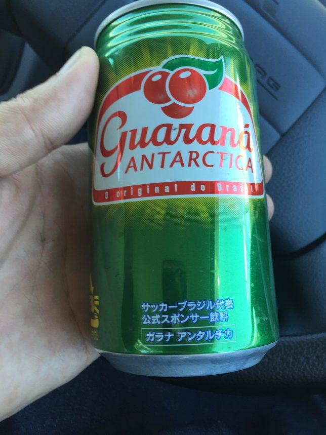 ガラナジュース