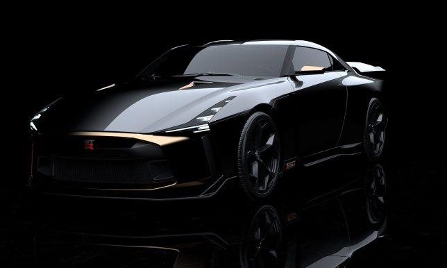 日産 GT-R イタルデザイン