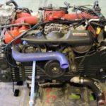 3753301 EJ20 エンジン Assy インプレッサ C型 GDB