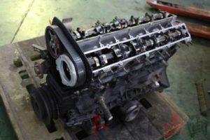 3839302-1 RB26 ベアエンジン 部品取り用 スカイライン GT-R BNR32 後期