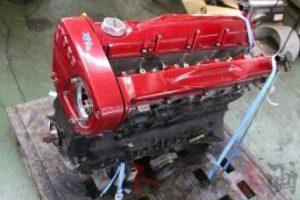3840302 ジャンク品 RB26 ベアエンジン 05Uブロック スカイラインGT-R V-spec BNR34