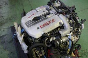 4024301 RB25DET エンジン Assy ステージア 25TRSV WGC34 後期