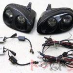 3955111 エリートSPL 4灯 ヘッドライト HID付き カプチーノ ベース EA21R