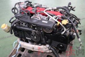 3982301 ジャンク品 EJ20 エンジン Assy インプレッサ G型 GDB