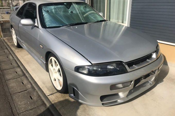 日産/スカイライン GTS25t/ECR33改