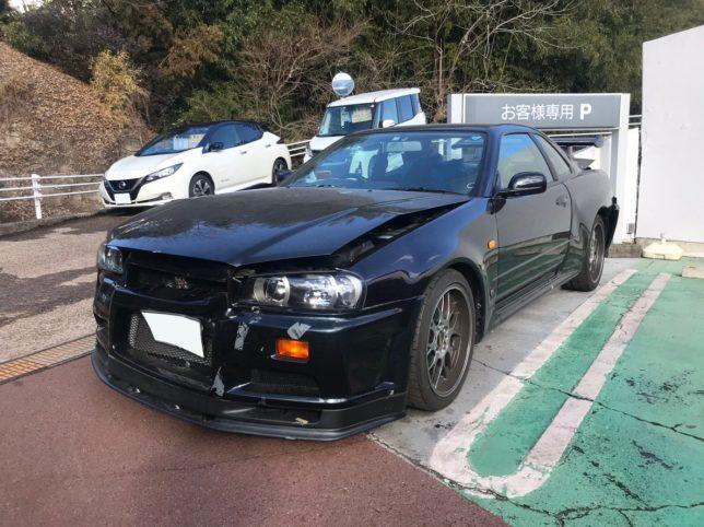 日産/スカイラインGT-R/BNR34/Vspec