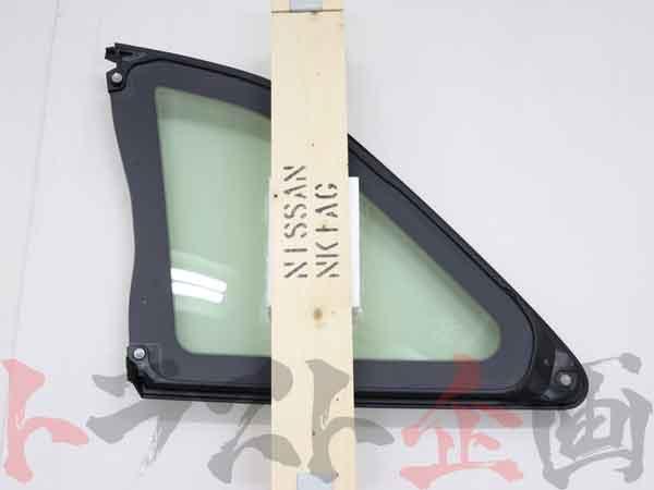 BNR34サイドガラス
