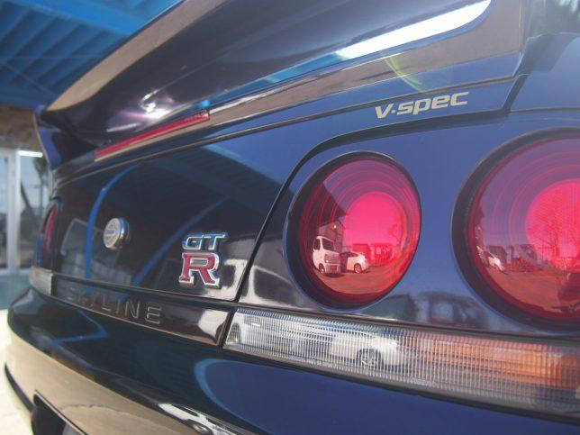 4283 GT-R BCNR33