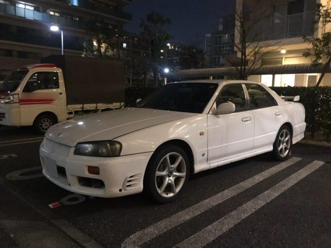 日産/スカイライン25GT-T/ER34