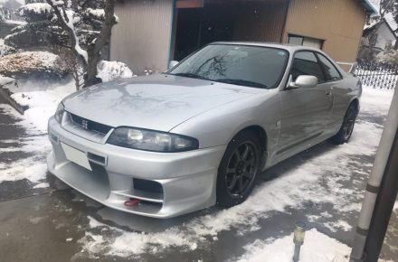 日産/スカイライン/GT-R/BCNR33