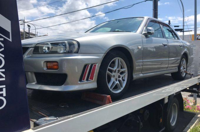 日産/スカイライン/GT-X/ER34