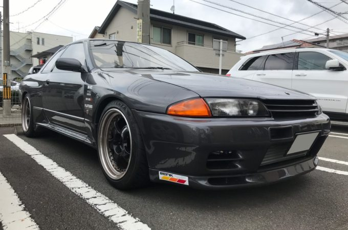 日産/スカイライン/GT-R/BNR32