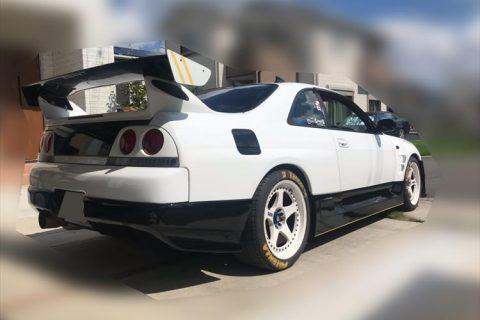 日産/スカイライン/GT-R/Vspec/BCNR33
