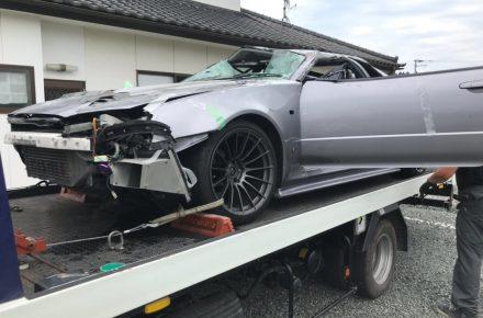 スカイライン GT-R BNR34 Vspec