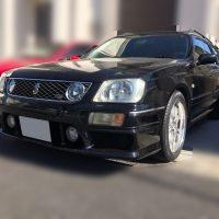 日産/ステージア/25T RS4/WGNC34