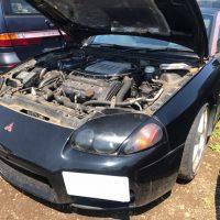 三菱/GTO/ツインターボ/Z16A