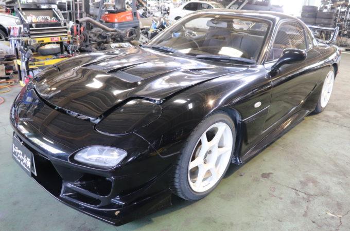 マツダ/RX-7/FD3S/タイプR