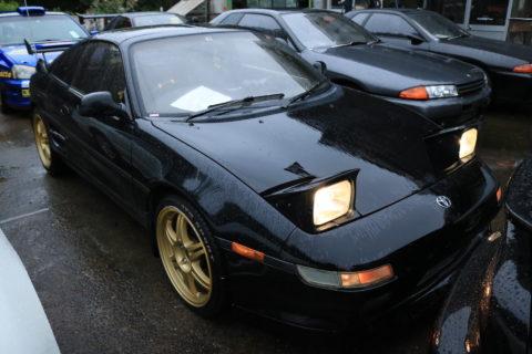 トヨタ MR2 GT W20