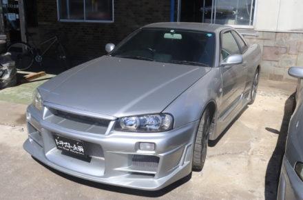 日産/スカイライン/GT-R/BNR34