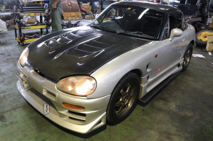 スズキ/カプチーノ/EA11R
