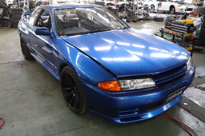 日産/スカイラインGT-R/BNR32