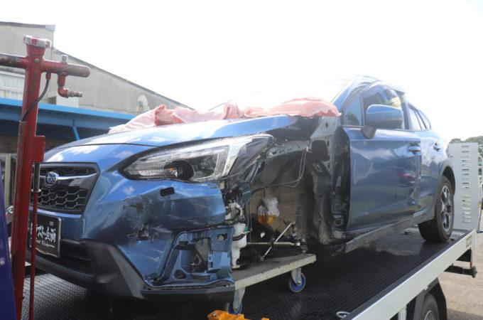 スバル XV GT7