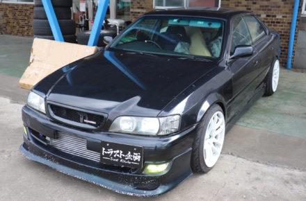 トヨタ/チェイサー/ツアラーV/JZX100