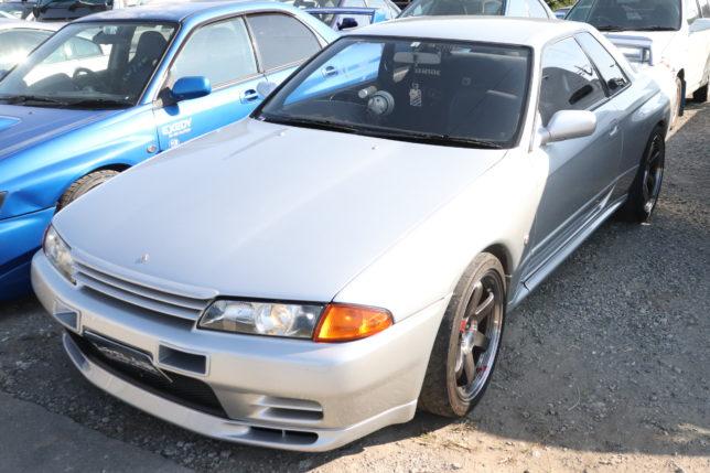 日産/スカイライン/GT-R/Vspec/BNR32