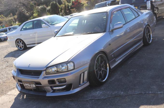 日産/スカイライン/GT2.0/HR34