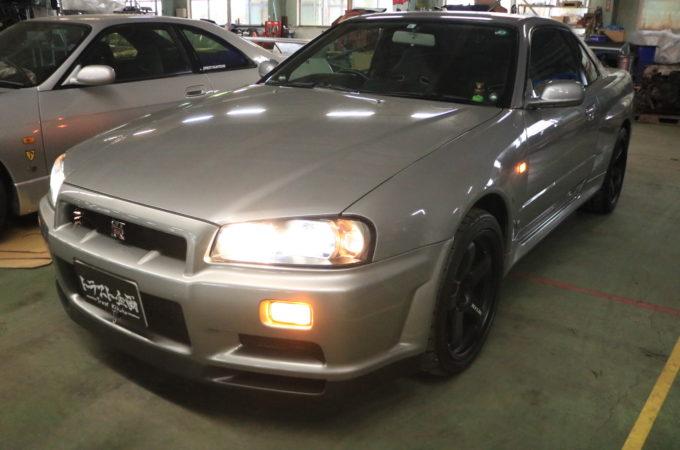 5443 日産/スカイライン/GT-R/BNR34
