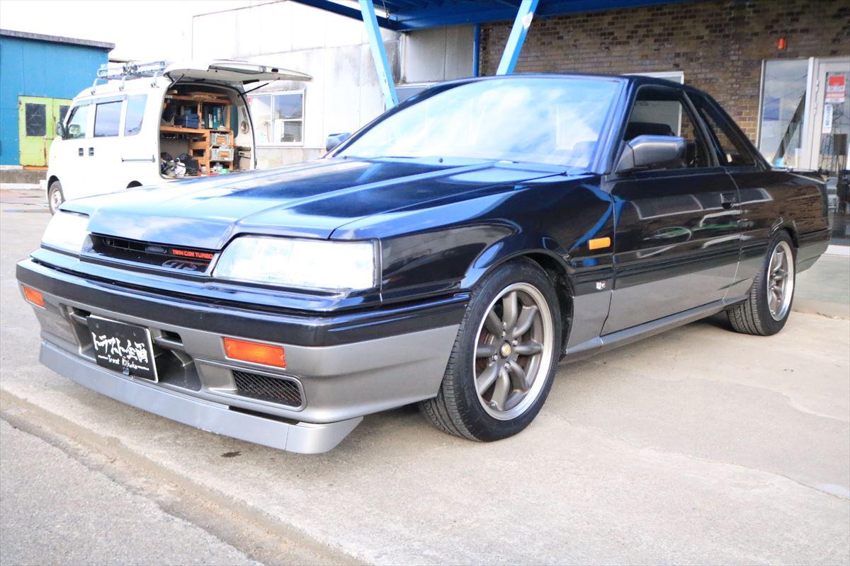 【5518】日産 スカイライン GTS-X HR31