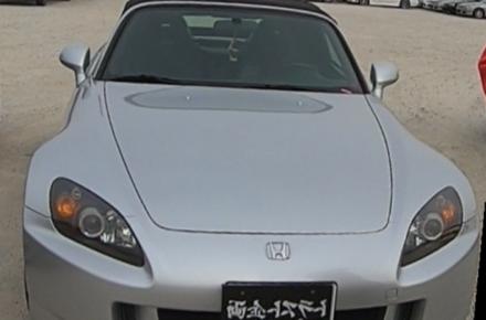 ホンダ/S2000/AP1