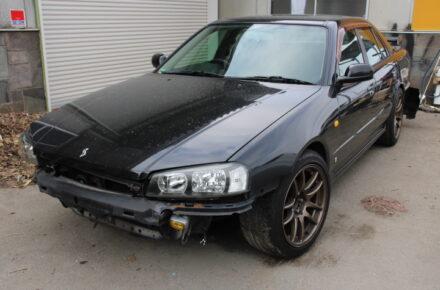 日産/スカイライン/GT/HR34