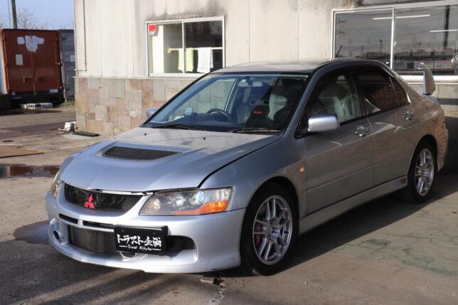 三菱/ランサーエボリューション/9/GT/CT9A